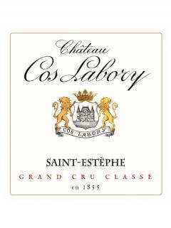 Château Cos Labory 2017 Original wooden case of 12 bottles (12x75cl)