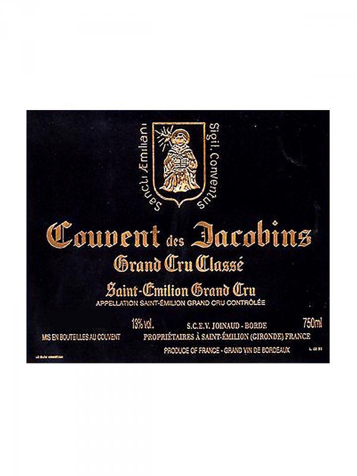 Couvent des Jacobins 1970 Bottle (75cl)