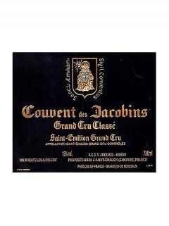 Couvent des Jacobins 2016 Original wooden case of 6 bottles (6x75cl)