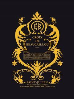 Croix de Beaucaillou 2012 Original wooden case of 12 bottles (12x75cl)