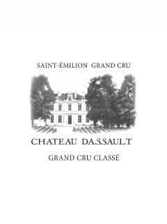 Château Dassault 2003 Original wooden case of 6 magnums (6x150cl)