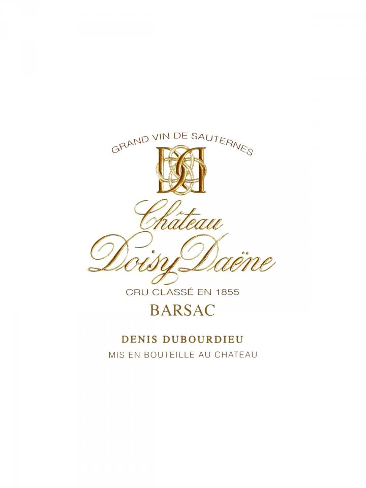 Château Doisy-Daëne 2014 Original wooden case of 12 bottles (12x75cl)