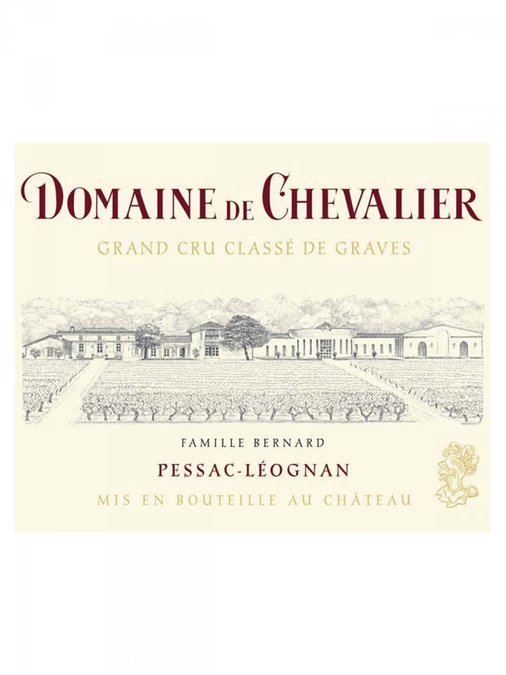 Domaine de Chevalier 2014 Original wooden case of 12 bottles (12x75cl)