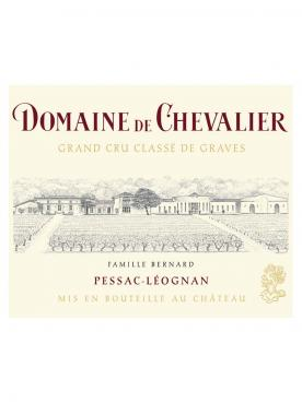 Domaine de Chevalier 2008 Original wooden case of 12 bottles (12x75cl)