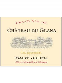 Château du Glana 2017 Original wooden case of 3 magnums (3x150cl)