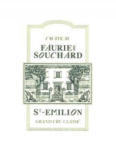 Faurie de Souchard 2014 Original wooden case of 12 bottles (12x75cl)