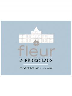 Fleur de Pedesclaux 2016 Original wooden case of 6 bottles (6x75cl)