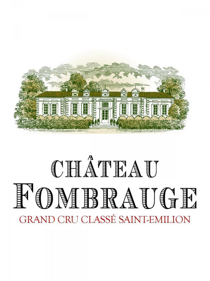 Château Fombrauge 2007 Original wooden case of 6 bottles (6x75cl)