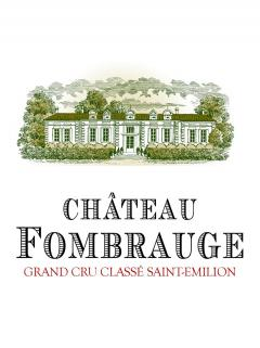 Château Fombrauge 2017 Original wooden case of 12 bottles (12x75cl)