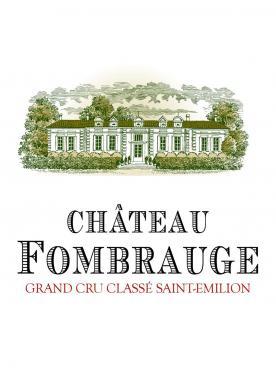 Château Fombrauge 2018 Original wooden case of 6 bottles (6x75cl)