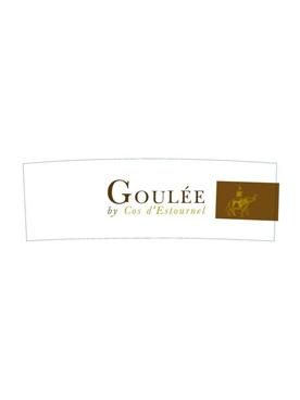Goulée by Cos d'Estournel 2014 Original wooden case of 6 bottles (6x75cl)