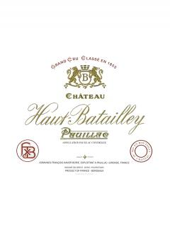 Château Haut-Batailley 2011 Original wooden case of 6 bottles (6x75cl)
