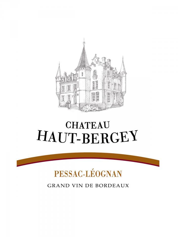 Château Haut-Bergey 2009 12 bottles (12x75cl)