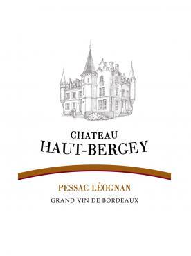 Château Haut-Bergey 2016 6 bottles (6x75cl)