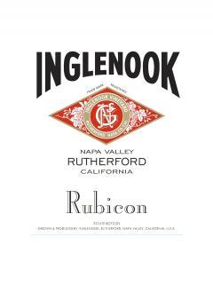 Inglenook Rubicon 2011 Original wooden case of 6 bottles (6x75cl)