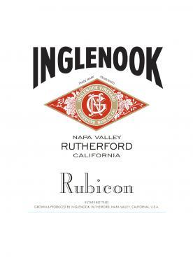 Inglenook Rubicon 2016 Original wooden case of 3 magnums (3x150cl)