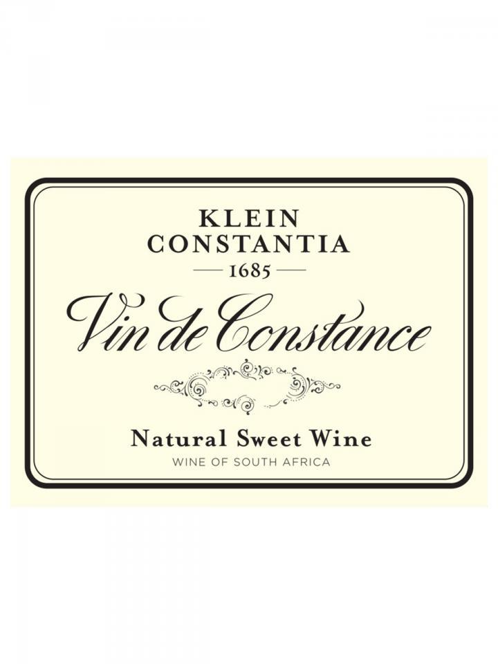 Klein Constantia Vin de Constance 2016 Original wooden case of 3 magnums (3x150cl)
