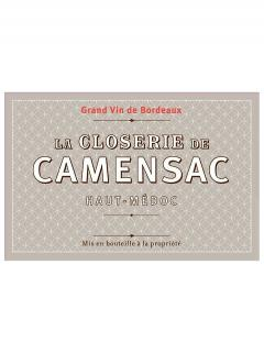 La Closerie de Camensac 2013 6 bottles (6x75cl)