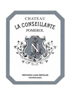 Château La Conseillante 2018 Original wooden case of 3 magnums (3x150cl)