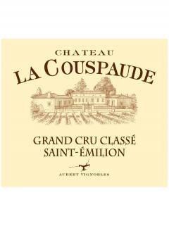 Château La Couspaude 2012 Original wooden case of 12 bottles (12x75cl)
