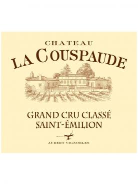 Château La Couspaude 2008 Original wooden case of 6 bottles (6x75cl)