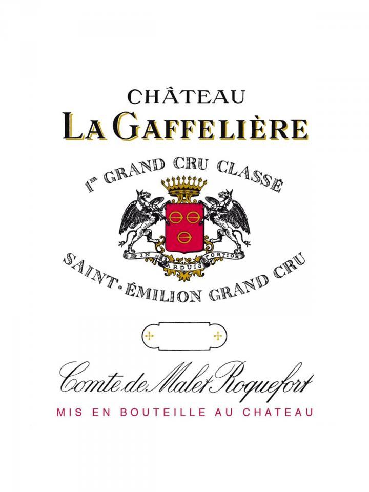 Château La Gaffelière 2012 Original wooden case of 12 bottles (12x75cl)