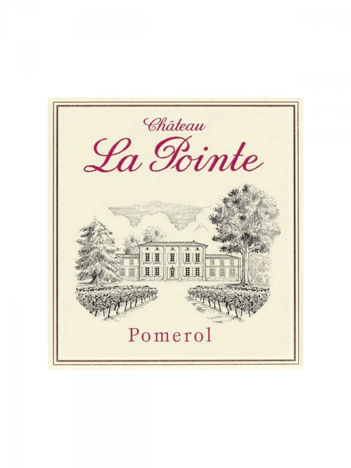 Château La Pointe 2011 Original wooden case of 6 bottles (6x75cl)