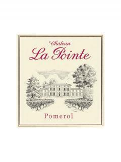 Château La Pointe 2014 Original wooden case of 12 bottles (12x75cl)