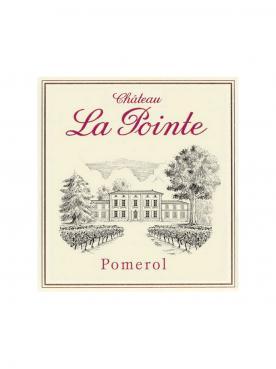 Château La Pointe 2018 Original wooden case of 6 bottles (6x75cl)
