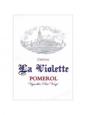 Château La Violette 1983 6 bottles (6x75cl)