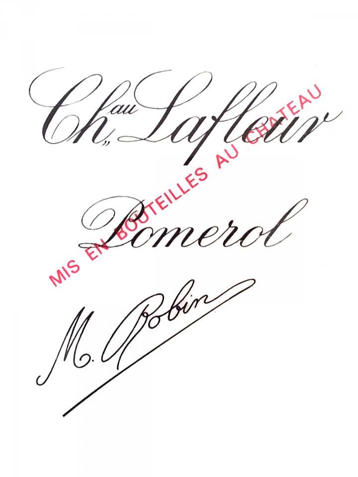Château Lafleur 1992 Bottle (75cl)