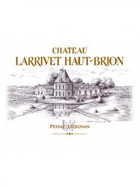 Château Larrivet Haut-brion 1996 Bottle (75cl)