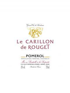 Le Carillon de Rouget 2016 6 bottles (6x75cl)