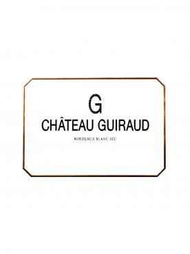 Le G de Château Guiraud 2019 6 bottles (6x75cl)