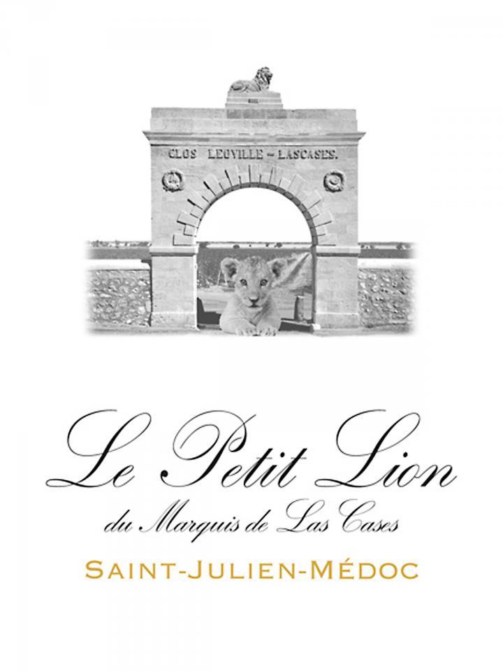 Le Petit Lion du Marquis de Las Cases 2015 Bottle (75cl)