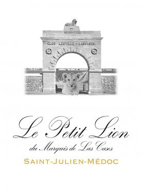Le Petit Lion du Marquis de Las Cases 2014 Bottle (75cl)