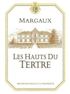 Les Hauts du Tertre 2015 Original wooden case of 12 bottles (12x75cl)