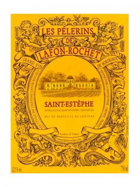 Les Pélerins de Lafon-Rochet 2016 6 bottles (6x75cl)