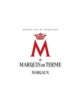M de Marquis de Terme 2015 6 bottles (6x75cl)