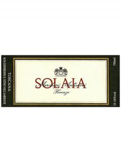 Marchesi Antinori Solaia  1998 6 bottles (6x75cl)