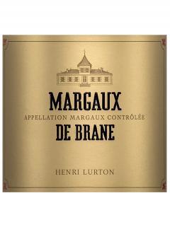 Margaux de Brane 2016 6 bottles (6x75cl)