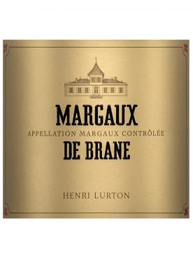 Margaux de Brane 2017 6 bottles (6x75cl)