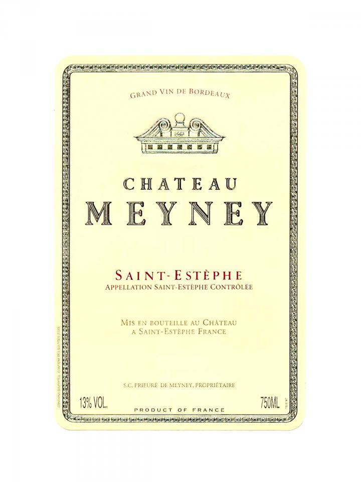 Château Meyney 1964 Bottle (75cl)