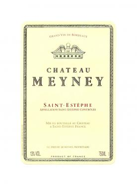 Château Meyney 2011 Original wooden case of 12 bottles (12x75cl)