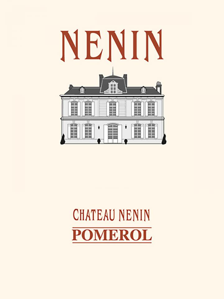 Château Nenin 1997 Original wooden case of 12 bottles (12x75cl)
