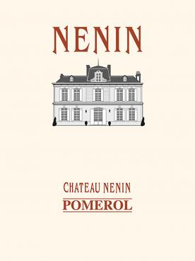 Château Nenin 1983 Original wooden case of 6 bottles (6x75cl)