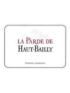 La Parde de Haut-Bailly 2017 Original wooden case of 6 bottles (6x75cl)