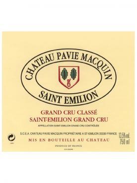 Château Pavie Macquin 1982 Bottle (75cl)