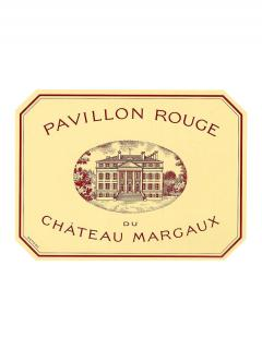 Pavillon Rouge du Château Margaux 2005 Original wooden case of 6 bottles (6x75cl)