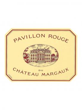 Pavillon Rouge du Château Margaux 2007 Original wooden case of 6 bottles (6x75cl)